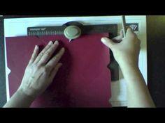 Überraschungsbox mit Envelope Punch Board