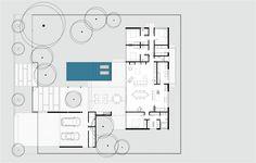 Imagen 16 de 18 de la galería de Casa do Laranjal / Rmk! Arquitetura. Planta Baja