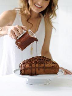 Chocolate Mascarpone Pound Cake by Giada De Laurentiis