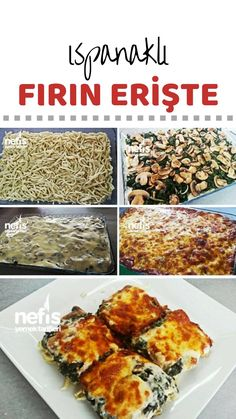 Turkish Recipes, Italian Recipes, Fresh Fruits And Vegetables, Veggies, Easy Cooking, Cooking Recipes, Lunch Recipes, Healthy Recipes, Turkish Kitchen