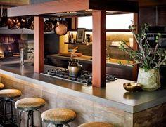 Event Designer and Decorator Ken Fulk's House in San Francisco - Architectural Digest Küchen Design, House Design, Interior Design, Design Ideas, Interior Ideas, Architectural Digest, Kitchen Interior, Kitchen Decor, Kitchen Ideas
