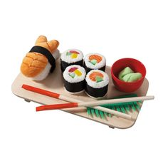Sushi Set   Once Upon A TreeHouse