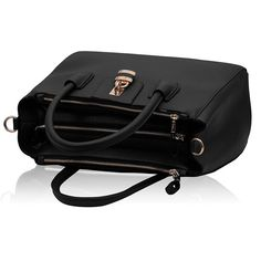 MK Design 3 ZipLock - Black Loki, Office Supplies, Handbags, Black, Design, Women, Totes, Black People, Women's