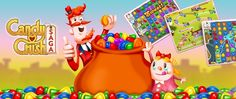 candy crush banner ads - Google Search