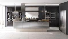 cuisine perene, inspiration professionnelle // 200 idées déco pour relooker votre cuisine avec style