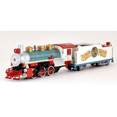 Bachmann Trains -Bachmann HO Scale Train Set Analog Ringling Brothers Circus Ringmaster 00714 Ho Scale Train Sets, Ho Scale Trains, Toy Trains, Model Trains, Ringling Brothers Circus, Toy Storage, Carnival, Toy Storage Solutions, Model Train