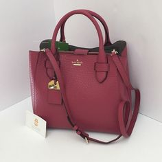 Co Lab Colab Christopher Kon Tote Bag Leather Handbag Tassel Blush Pink Nwt Its In The Pinterest Bags Handbags And