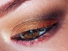 Your description here Sunset Makeup, Desert Sunset, Makeup Looks, Deserts, Hair Beauty, Eyeshadow, Make Up, Universe, Eye Shadow