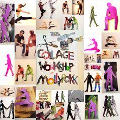 Der nächste Collage - Workshop im Zappa Zappa, Collagen, Workshop, Photo Wall, Frame, Home Decor, Nice Asses, Picture Frame, Atelier