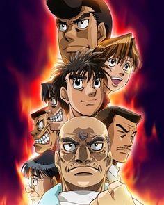 Hajime no Ippo cast
