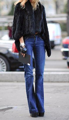 forever in blue jeans (fake furs of course) - Discover Sojasun Italian Facebook, Pinterest and Instagram Pages!
