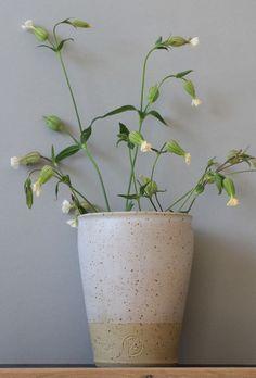 Vasen+Handarbeit+frostsicher,+spülmaschienenfest+von+Keramik++vom+Rhinkanal+auf+DaWanda.com