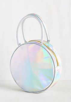 Well-Rounded Palate Lunch Bag in Iridescent