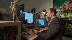 Behind the scenes: LAIKA Studio's Rapid Prototyping Department on Vimeo Laika Studios, 3d Printing Technology, 3d Animation, Visual Effects, Stop Motion, 21st Century, Behind The Scenes, Discovery, Canada