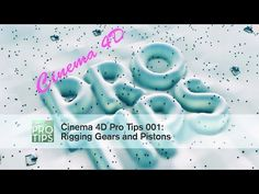 C4D Pro Tip #1: Rigging Gears and Pistons in Cinema 4D - YouTube