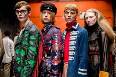 there´s absolutely nothing like Gucci with Alessandro Michele nowadays.