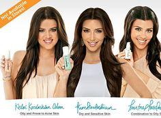 The Secret Behind The Kardashian Sisters' Flawless Skin! Kim Kardashian, Kardashian Beauty, Skin Makeup, Beauty Makeup, Hair Beauty, Beauty Secrets, Beauty Hacks, Beauty Tips, Kanye West