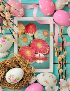 Decoupage, Easter Eggs, Cake, Desserts, Wordpress, Tailgate Desserts, Deserts, Kuchen, Postres