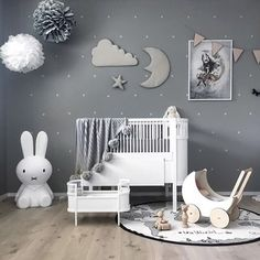 We just can't get enough this gorgeous kid's room by @stine.moi OYOY The World rug will be back in stock next week, available online now for pre-order . #kidsroom #kidsroomdecor #kidsinterior #nordichome #nordicinspiration