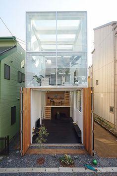 Taichi Mitsuya & Associates . Single Family House . Kawasaki (1)