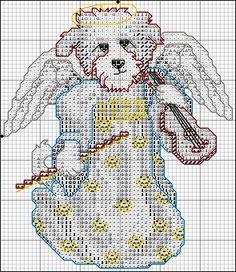Angel Cats & Puppies - January