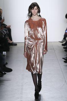 Tome Fall 2017 Ready-to-Wear Fashion Show - Irina Shnitman