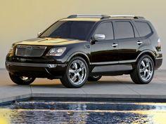 2008 Kia Borrego Limited Concept Hm