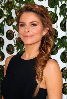 Want a Celebrity Hairstyles? Browse a full photo gallery of 20 Maria Menounos Gorgeous Hairstyles for your next makeover.