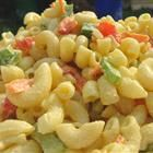 Classic Macaroni Salad Recipe, my first pasta salad love. Creamy Macaroni Salad, Classic Macaroni Salad, Great Recipes, Favorite Recipes, Dessert, Soup And Salad, Pasta Salad, So Little Time, Pasta Dishes