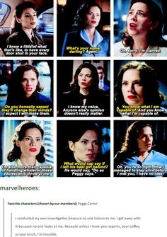 Peggy Carter-there's a reason she's the biggest badass in the Marvel verse. Marvel Funny, Marvel Dc Comics, Marvel Heroes, Marvel Movies, Marvel Avengers, Avengers Memes, Marvel Women, Marvel Cinematic Universe, Tv