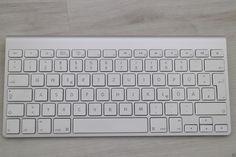 Apple Wireless Magic Keyboard A 1314 Tastatur TOP BluetoothDeutsch Qertz IPAD | eBay