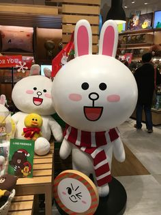 Seoul Korea Travel, Line Friends, Line Store, Packaging Ideas, Brown Bear, Teddy Bears, South Korea, Four Square, Hong Kong
