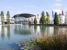 Top-Konzerne setzen bei Hauptversammlung auf Messe München - http://k.ht/2Ia