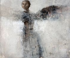 """""""Being is the means of reaching non-being."""" —Rumi ~ Artist: Alexey Terenin"""