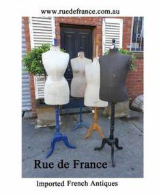 RUE DE FRANCE ANTIQUES WAREHOUSE --ANTIQUE & VINTAGE FRENCH DECOR