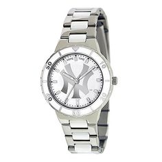 b5cf081f994 New York Yankees Women s Pearl Watch - ESPN Shop Texas Longhorns