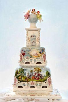Wedding cake originali?