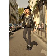 Paris - The Cara Diaries #AMAZEontour by AMAZE Street Styles