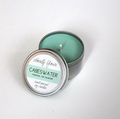 Cabeswater  8oz soy candle by NovellyYours on Etsy   A location in The Raven Boys series.