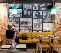 Funky pizzeria in Perth funky pizzeria interior