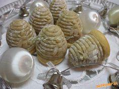 Christmas Baking, Christmas Cookies, Czech Recipes, Desert Recipes, Cupcake Cakes, Cupcakes, No Bake Cake, Food Art, Sweet Recipes