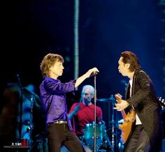 ROLLING STONES with HOTEI the WORLD
