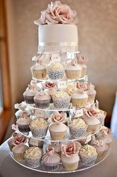 tort-weselny-z-babeczek-wiecej-na-p - Szukaj w Google