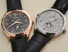 Jaeger-LeCoultre Master Calendar Meteorite Watches Hands-On