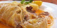 Sarma (stuffed cabbage rolls)