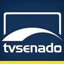 Logotipo da TV Senado. Secretaria de Comunicação Social - Senado Federal