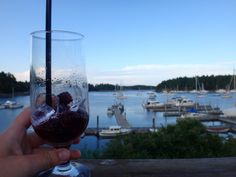A day on Gabriola Red Wine, Alcoholic Drinks, Canada, Day, Beach, Glass, The Beach, Drinkware, Corning Glass