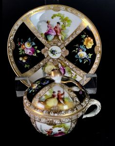 www.liveauctioneers.com item 52407380_19th-c-helena-wolfsohn-covered-demitasse-cup-and-saucer