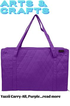 Yazzii Carry-All, Purple … (This is an affiliate link)