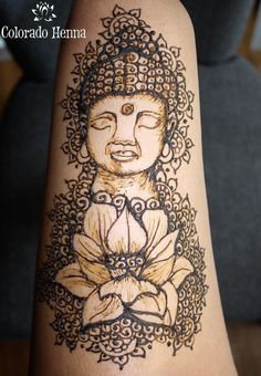Buddha Henna   Colorado Henna  #buddha #henna #colorado #henna